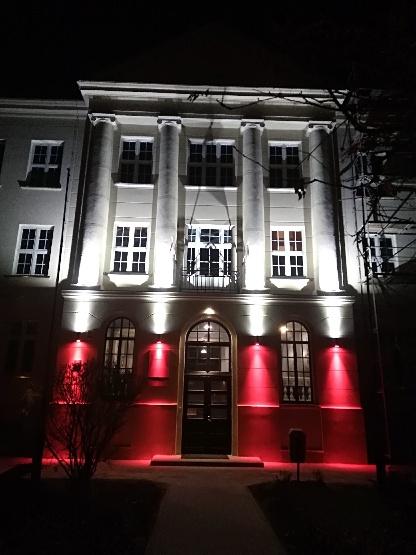 Iluminacje Smartlight na 100-Lecie Niepodległości